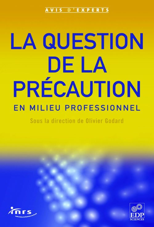 La question de la precaution en milieu professionnel