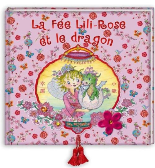La Fee Lili-Rose Et Le Dragon