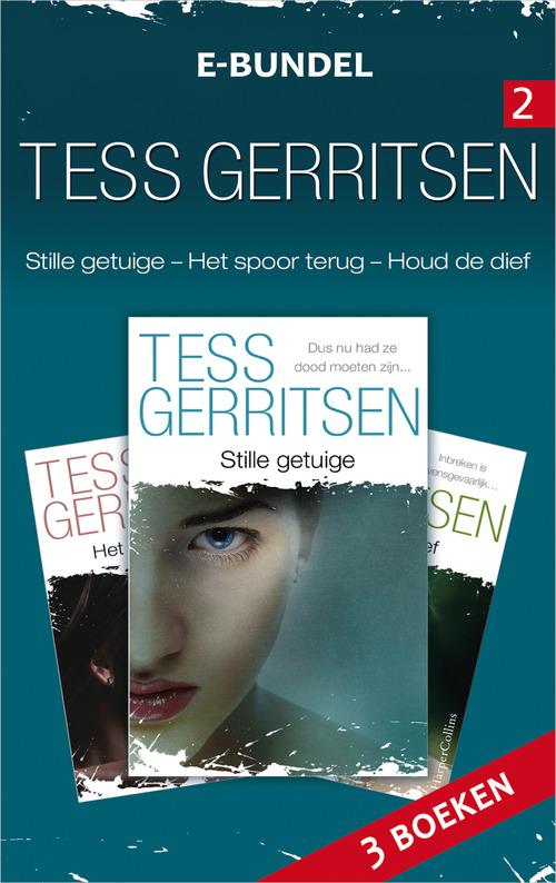 Tess Gerritsen e-bundel 2