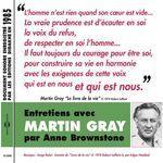 Entretiens avec Martin Gray. Le livre de la vie  - Martin Gray - Martin GRAY