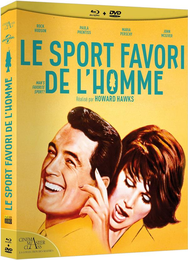 Le Sport favori de l'homme