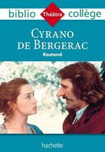 Vente Livre Numérique : Bibliocollège- Cyrano de Bergerac, Edmond Rostand  - Isabelle De Lisle - Edmond Rostand