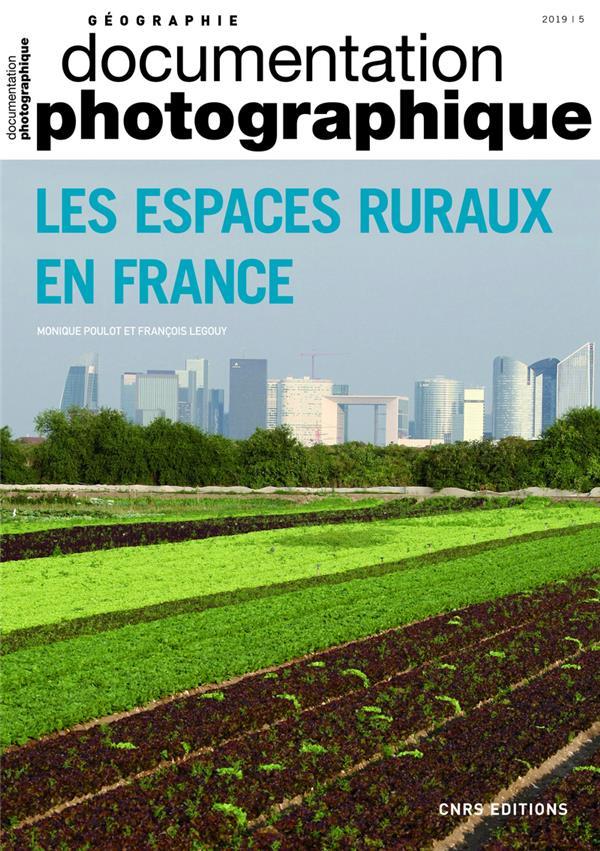 Documentation photographique n.8131 ; les espaces ruraux en france