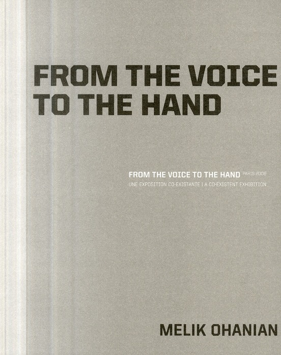 From the voice to the hand