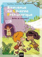 Vente Livre Numérique : Bienvenue en caverne préhistorique - Drôle de rentrée! GS/CP 5/6 ans  - Pascal Brissy