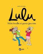 Vente EBooks : Lulu T.5 ; petites trouilles et grands fous rires  - Collectif - Paul Martin - GWENAELLE BOULET - Rémi Chaurand - STEPHANIE DUVAL - Christophe NICOLAS