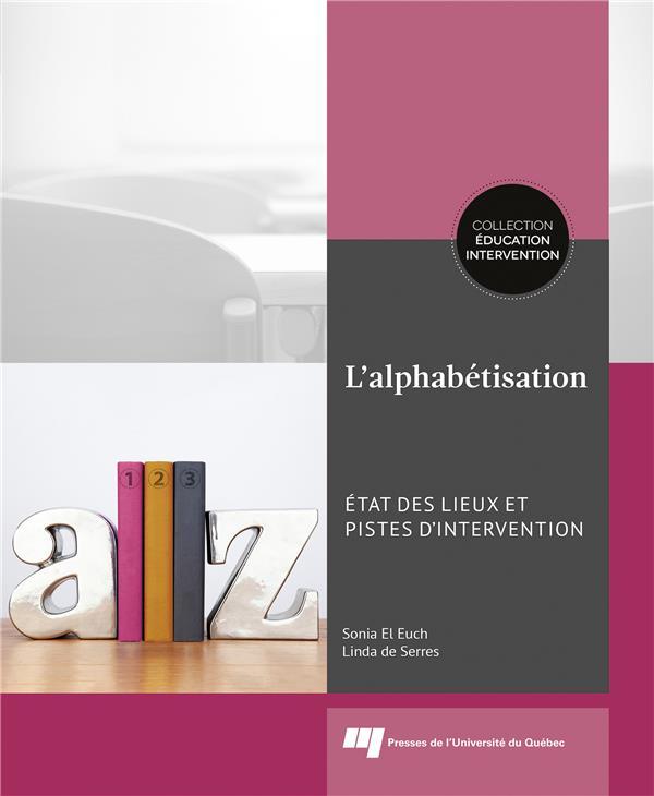 l'alphabétisation ; état des lieux et pistes d'intervention