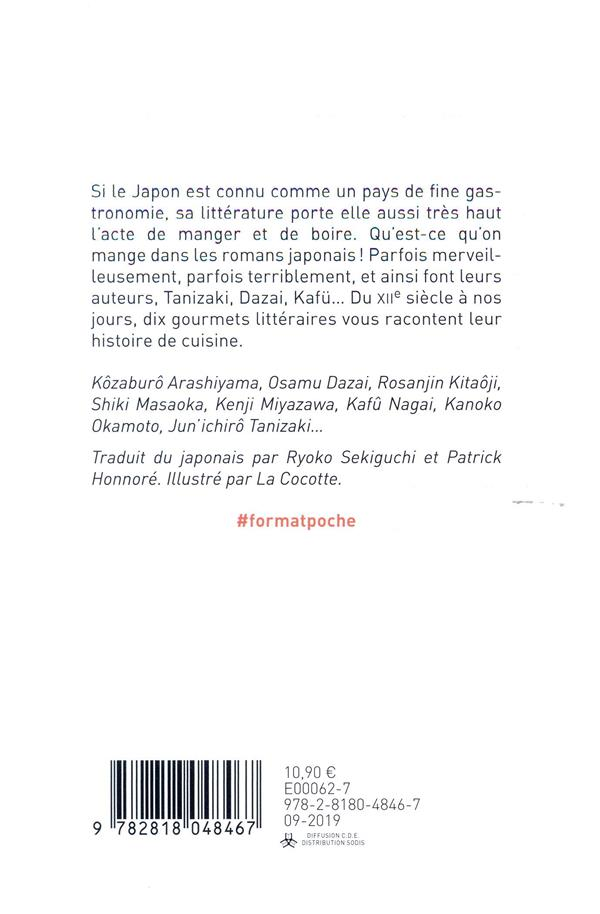 Le club des gourmets et autres cuisines japonaises