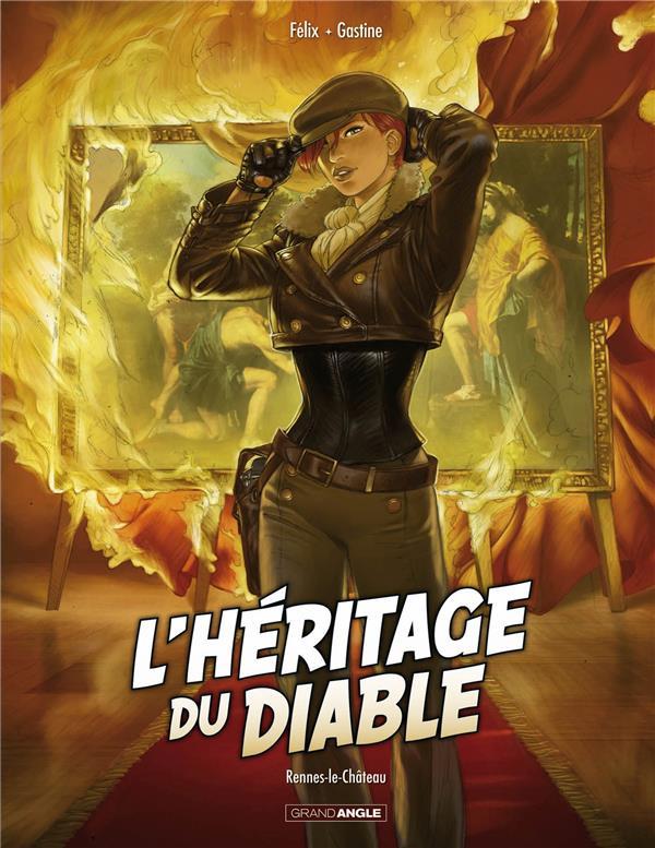 L'héritage du diable T.1 ; Rennes-le-Château