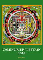 Calendrier tibetain (édition 2018)