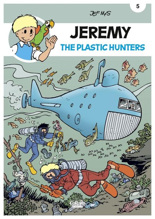 Jeremy - Volume 5 - The Plastic Hunter
