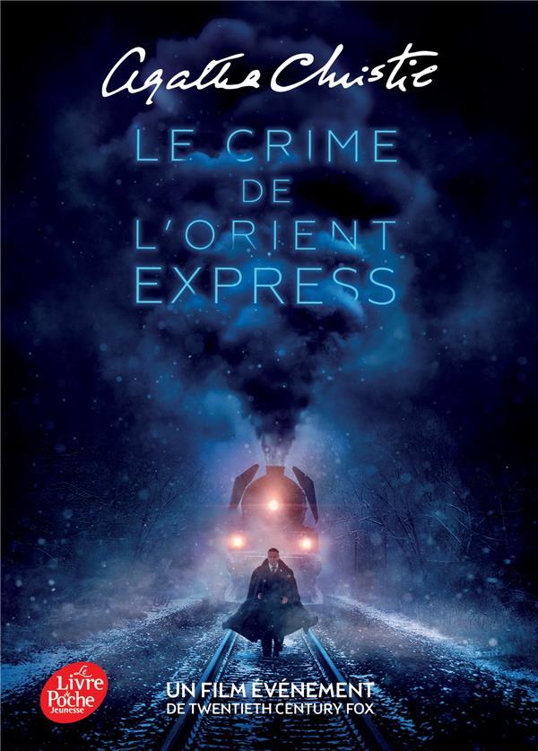 Le crime de l'orient-express ; affiche du film en couverture ...