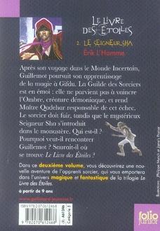 Le livre des étoiles T.2 ; le seigneur Sha