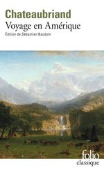 Vente Livre Numérique : Voyage en Amérique  - François-René de Chateaubriand
