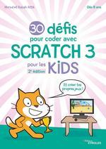 Vente EBooks : 30 défis pour coder avec Scratch 3  - Rabah Attik - Morad Attik