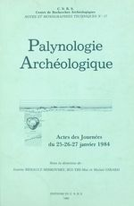 Palynologie archéologique