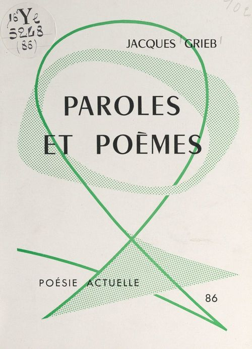 Paroles et poèmes