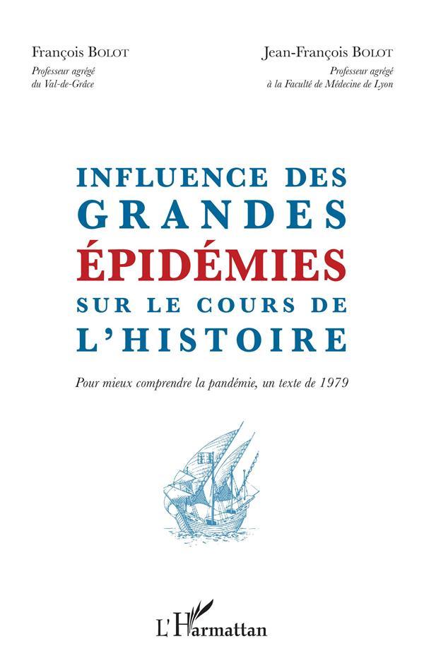 Influence des grandes épidémies sur le cours de l'histoire ; pour mieux comprendre la pandémie, un texte de 1979