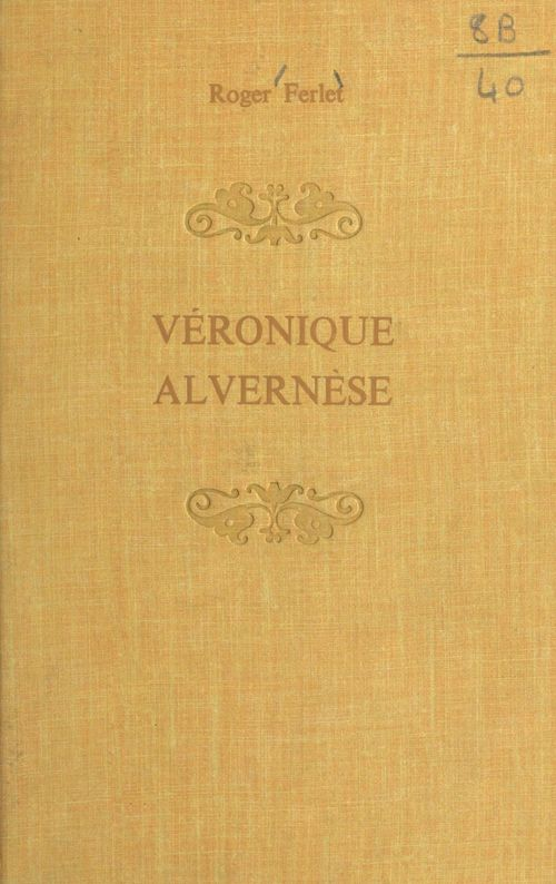 Véronique Alvernèse