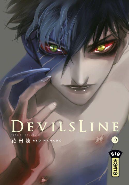 Devil's line T.10