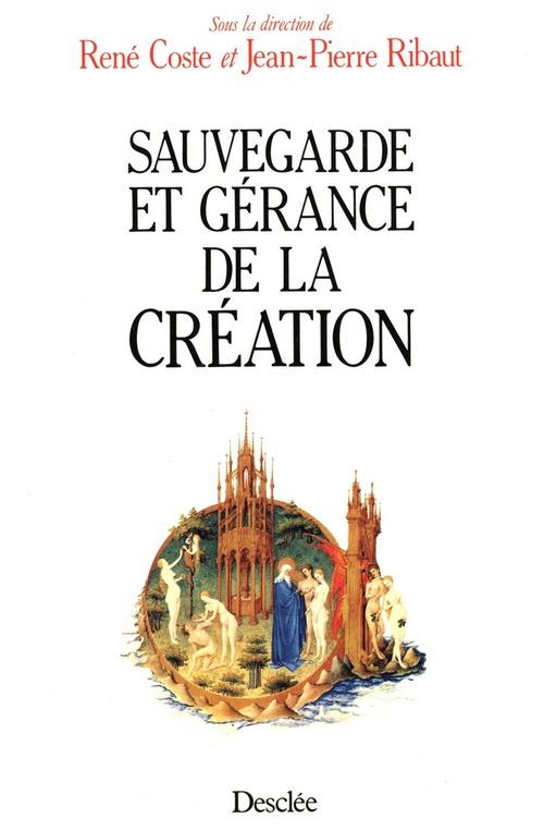 Sauvegarde et gerance de la creation