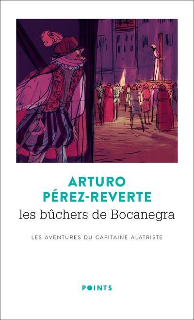 LES BUCHERS DE BOCANEGRA - LES AVANTURES DU CAPITAINE ALATRISTE 2 - VOL02