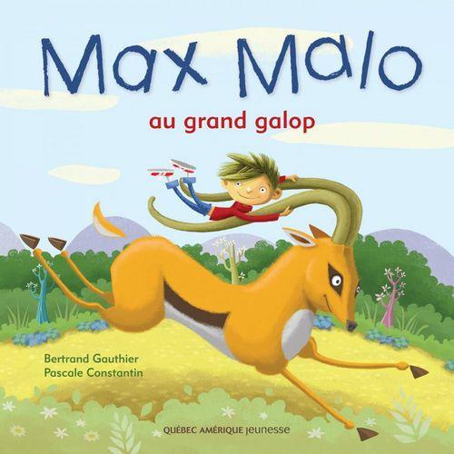 Max malo au grand galop