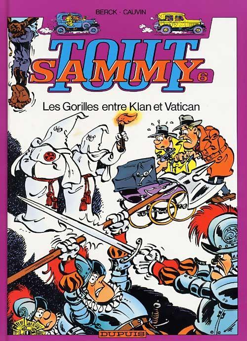 Tout Sammy T.6 ; Gorilles Entre Klan Et Vatican