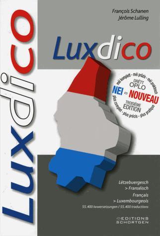 Luxdico dictionnaire bilingue français-luxembourgeois