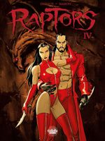 Vente Livre Numérique : Raptors - Volume 4  - Jean Dufaux