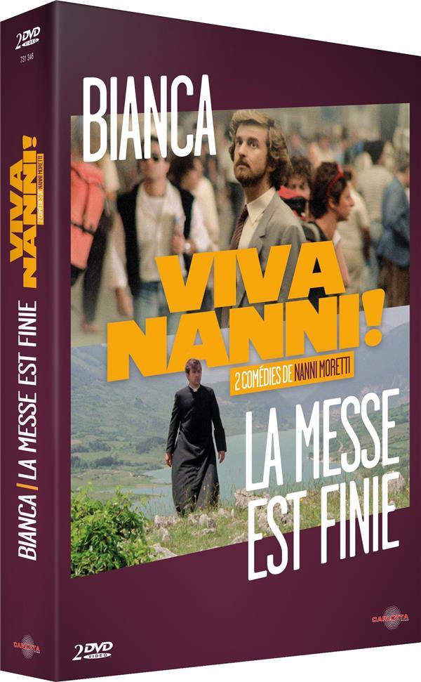 Viva Nanni ! 2 comédies de Nanni Moretti : Bianca + La messe est finie