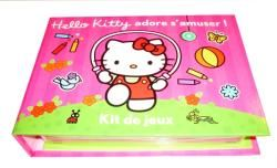 Hello Kitty adore s'amuser ! kit de jeux