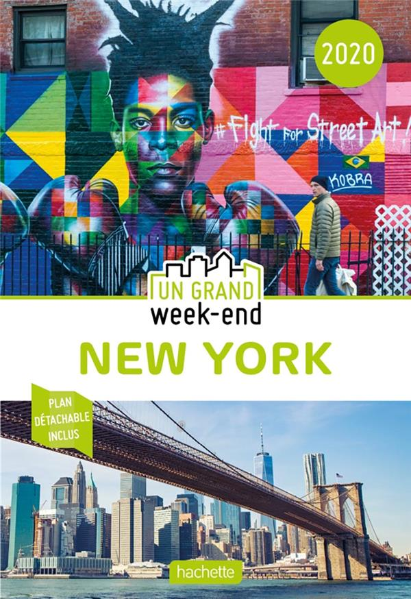 Un grand week-end ; New York (édition 2020)