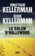 Vente EBooks : Le Golem d'Hollywood  - Jonathan Kellerman - Jesse Kellerman