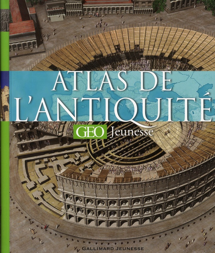 Atlas De L'Antiquite