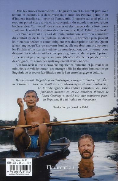 Le monde ignoré des indiens pirahãs