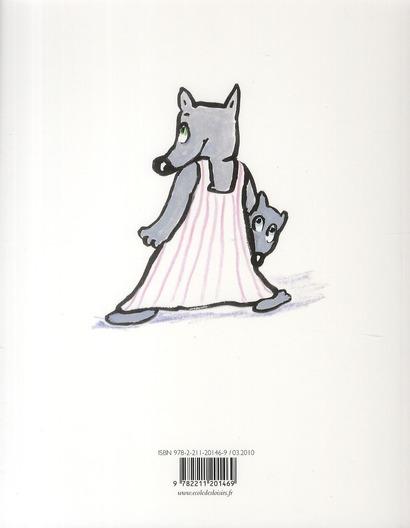 Qui a vu le loup ?