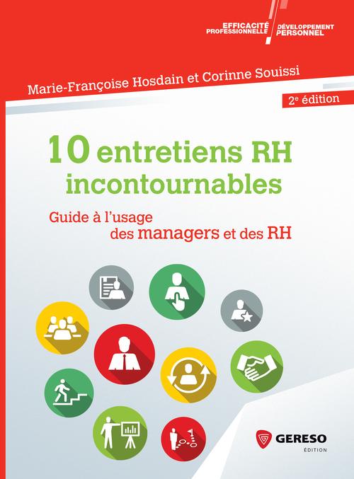 10 entretiens RH incontournables (2e édition)