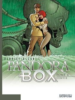 Pandora box T.6 ; l'envie