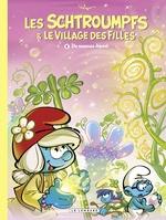 Les Schtroumpfs et le village des filles - tome 4 - Un nouveau départ  - Peyo - Thierry Culliford - Parthoens