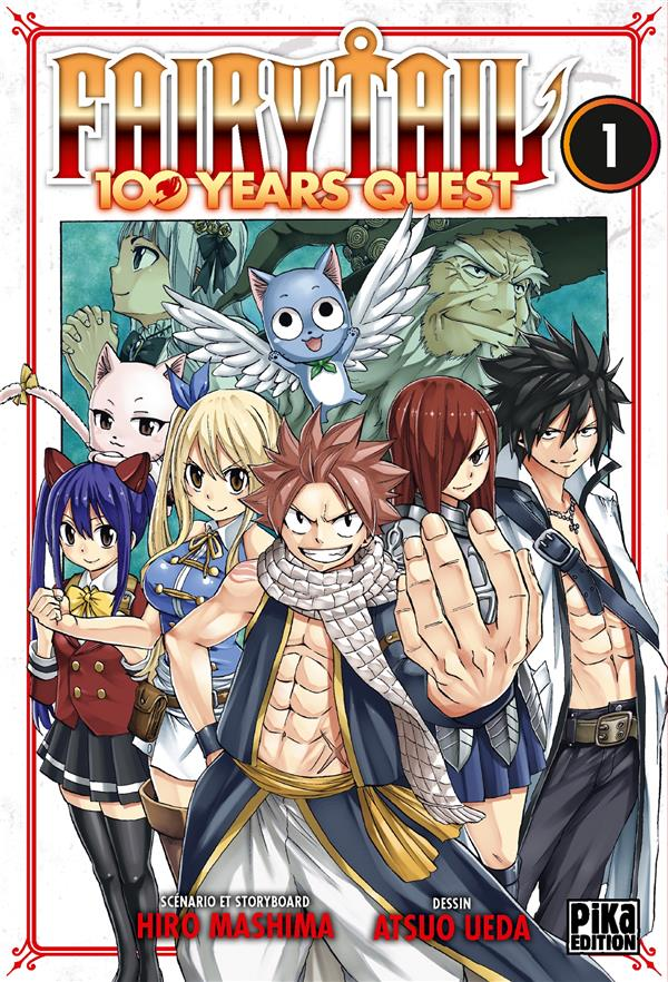 Fairy Tail - 100 Years Quest T.1