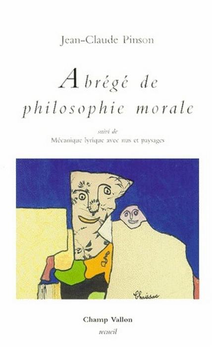 Abrégé de philosophie morale