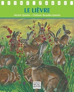 Vente Livre Numérique : Le lièvre  - Michel Quintin