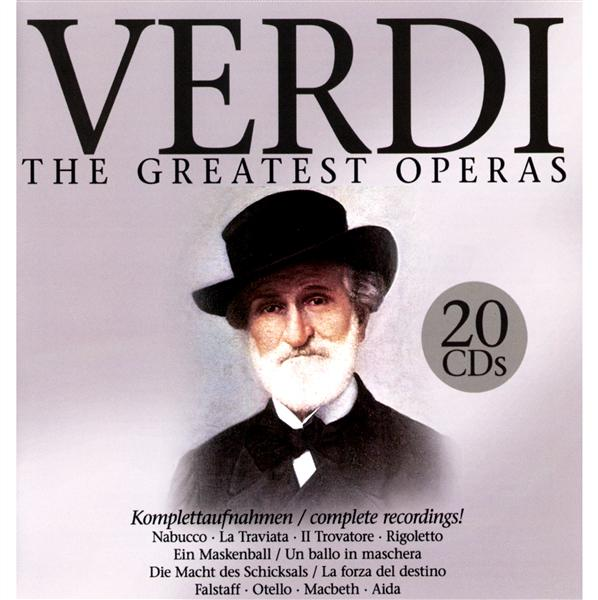 the greatest operas