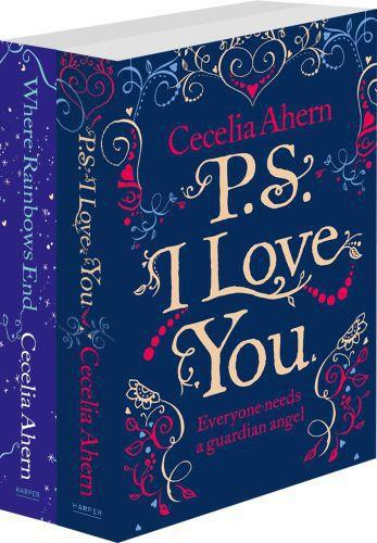 Cecelia Ahern 2-Book Valentine Collection: PS I Love You, Where Rainbo