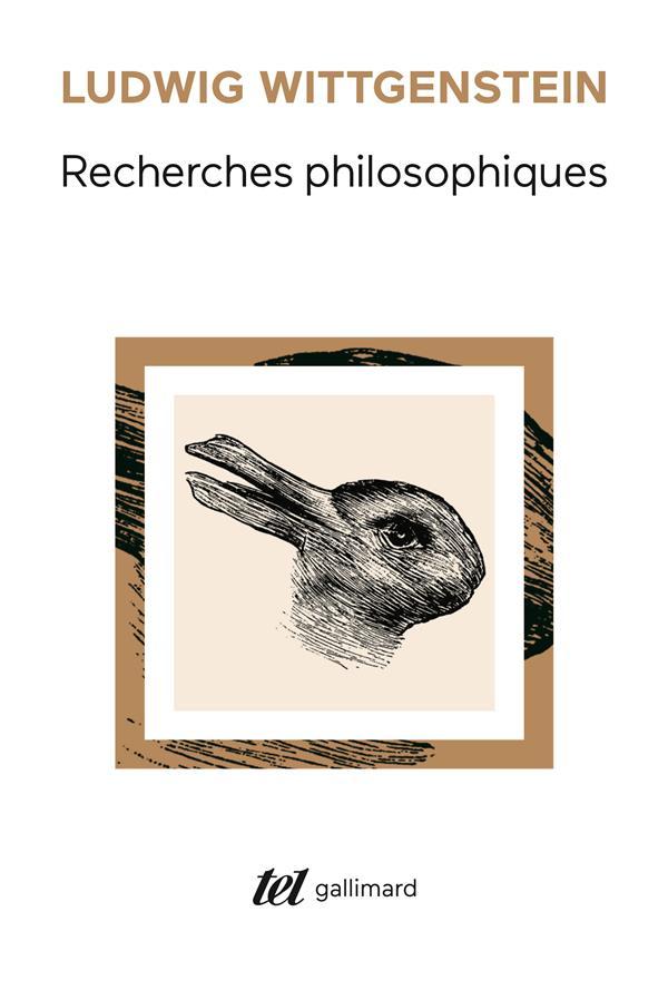 Recherches philosophiques
