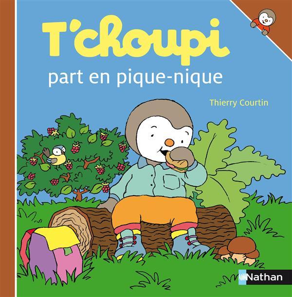T'Choupi En Pique-Nique