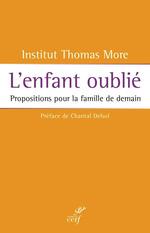 Vente Livre Numérique : L'Enfant oublié  - Institut thomas more