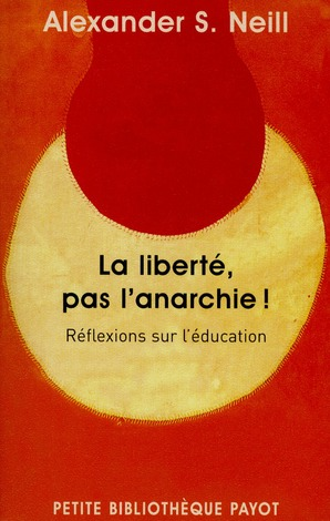 LA LIBERTE, PAS L-ANARCHIE !