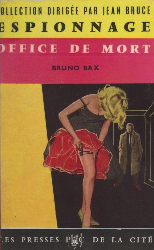 Office de mort  - Bruno Bax